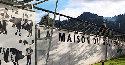 La Maison du Gruyère | Homepage DE