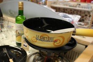 vin fondue